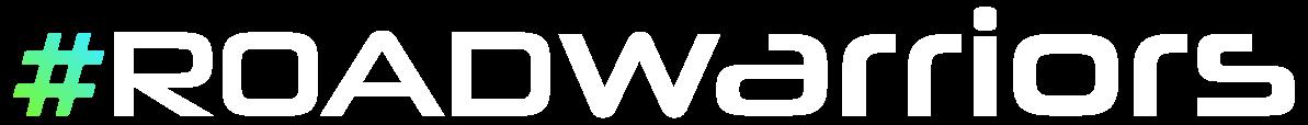#RoadWarriors_typeface