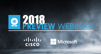 2018 Preview Webinar