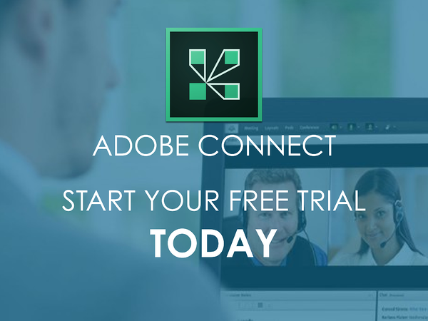 Adobe Connect | Start your free trail today