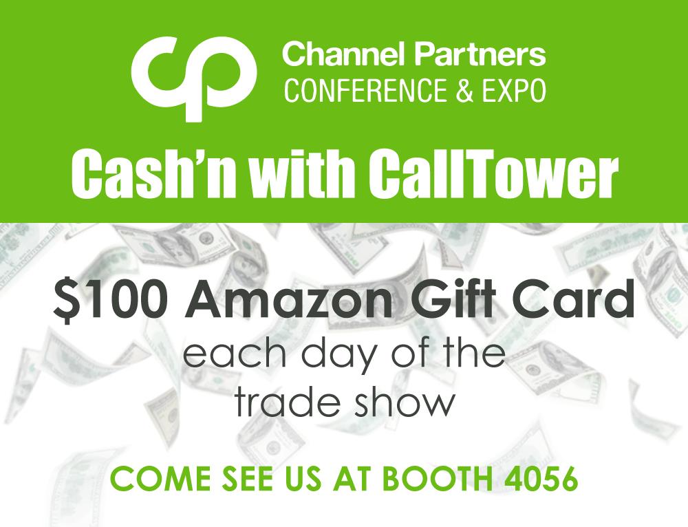 Cash'n with CallTower