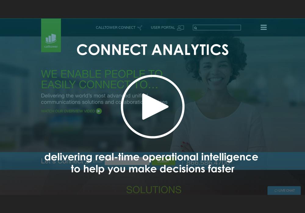 Connect Analytics