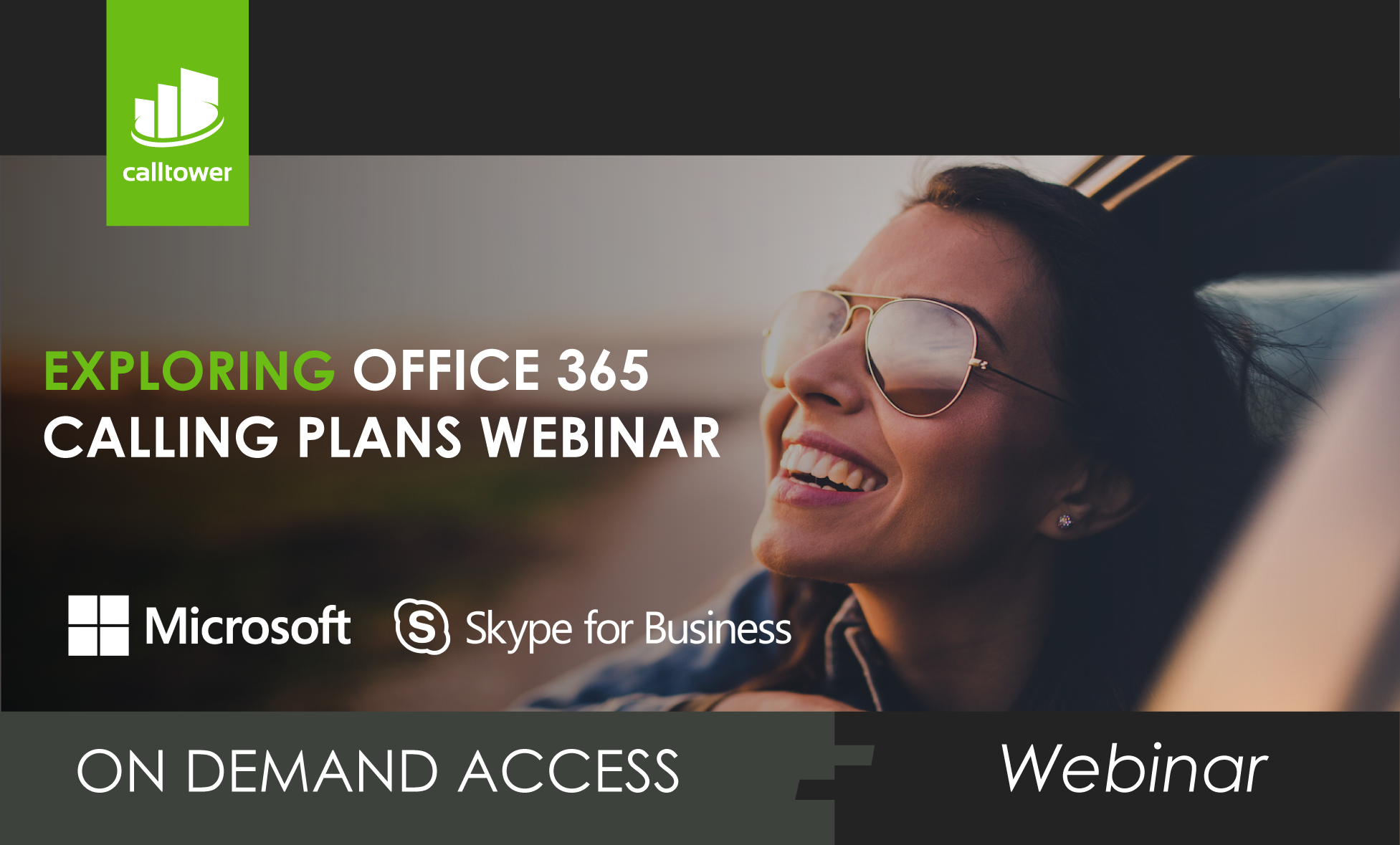 On Demand Webinar Access - Exploring O365 Calling Plans