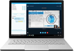 Skype for Business Screen Sharing