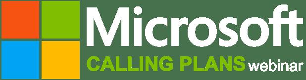 Microsoft Calling Plans