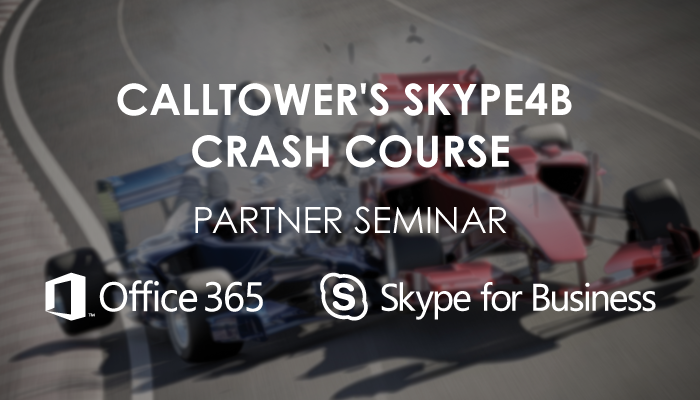 Skype4B Crash Course | Partner Seminar