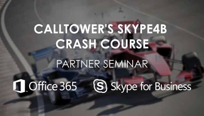 Skype4B Crash Course | Partner Seminar