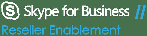 Skype for Business Reseller Enablement Seminar