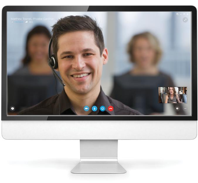 Skype for Business Hybrid Audio