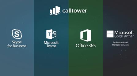 CallTower's Microsoft Voice Solutions