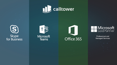 CallTower's Microsoft Voice Solutions