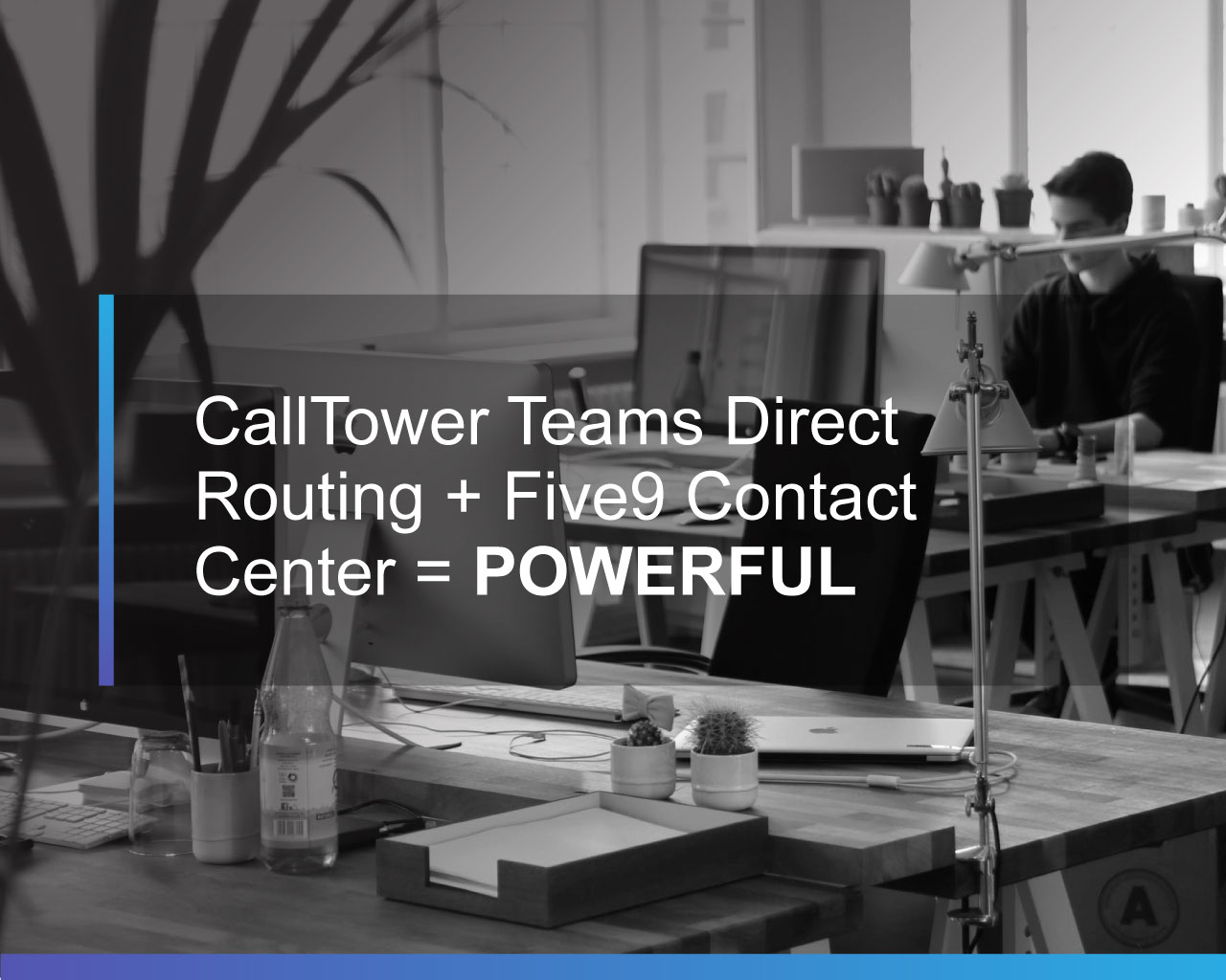 Teams Direct Routing + Contact Center