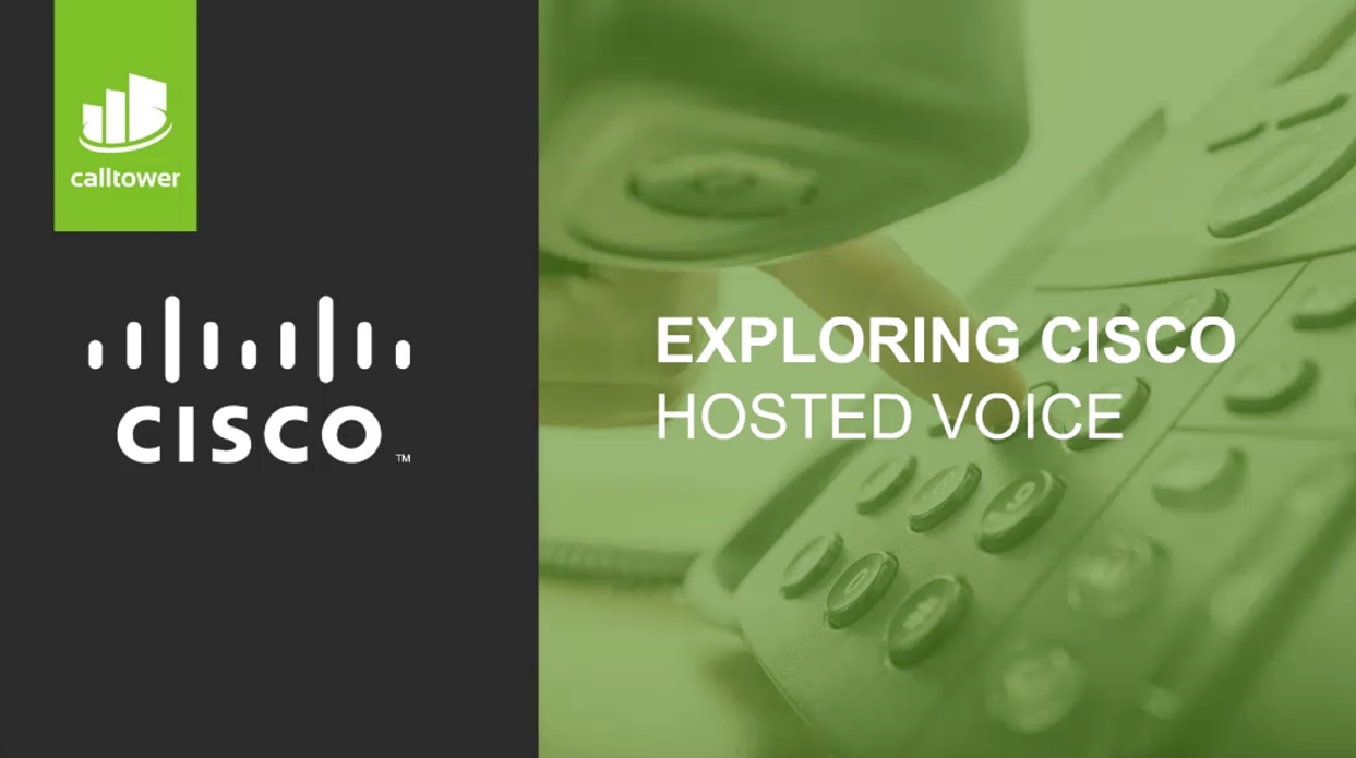 On Demand - Exploring Cisco Hosted Voice