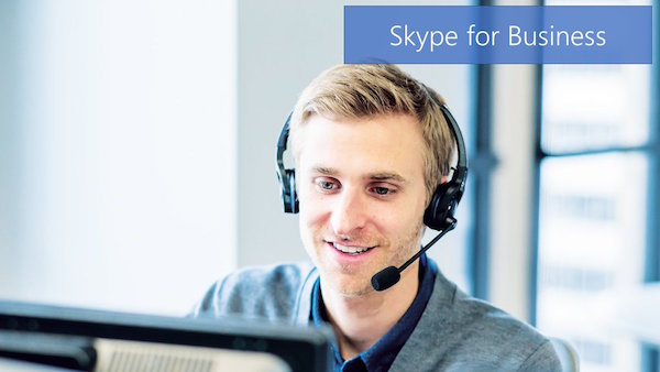 Skype for Businss Headsets