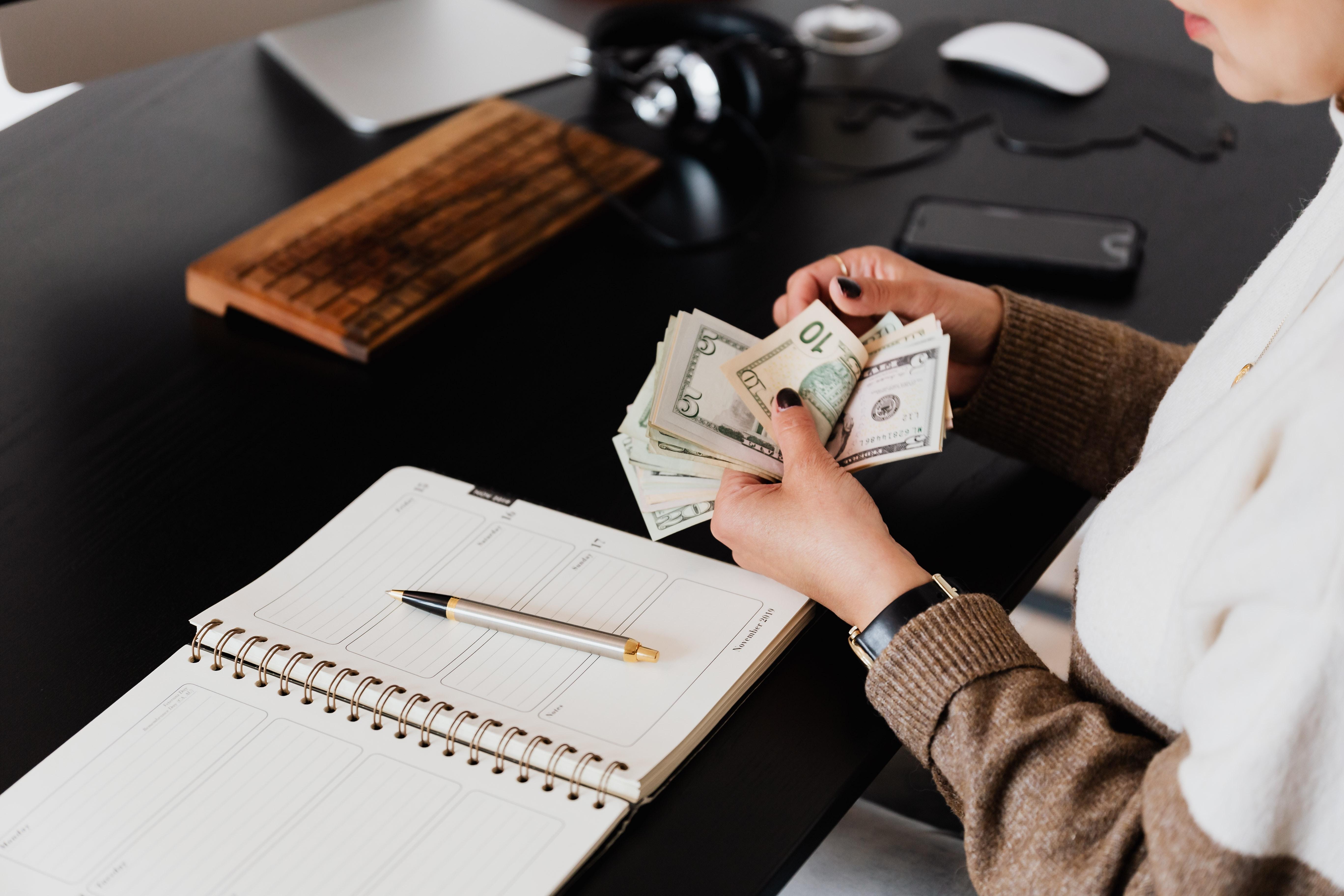 ucaas remote work solutions money desk computer