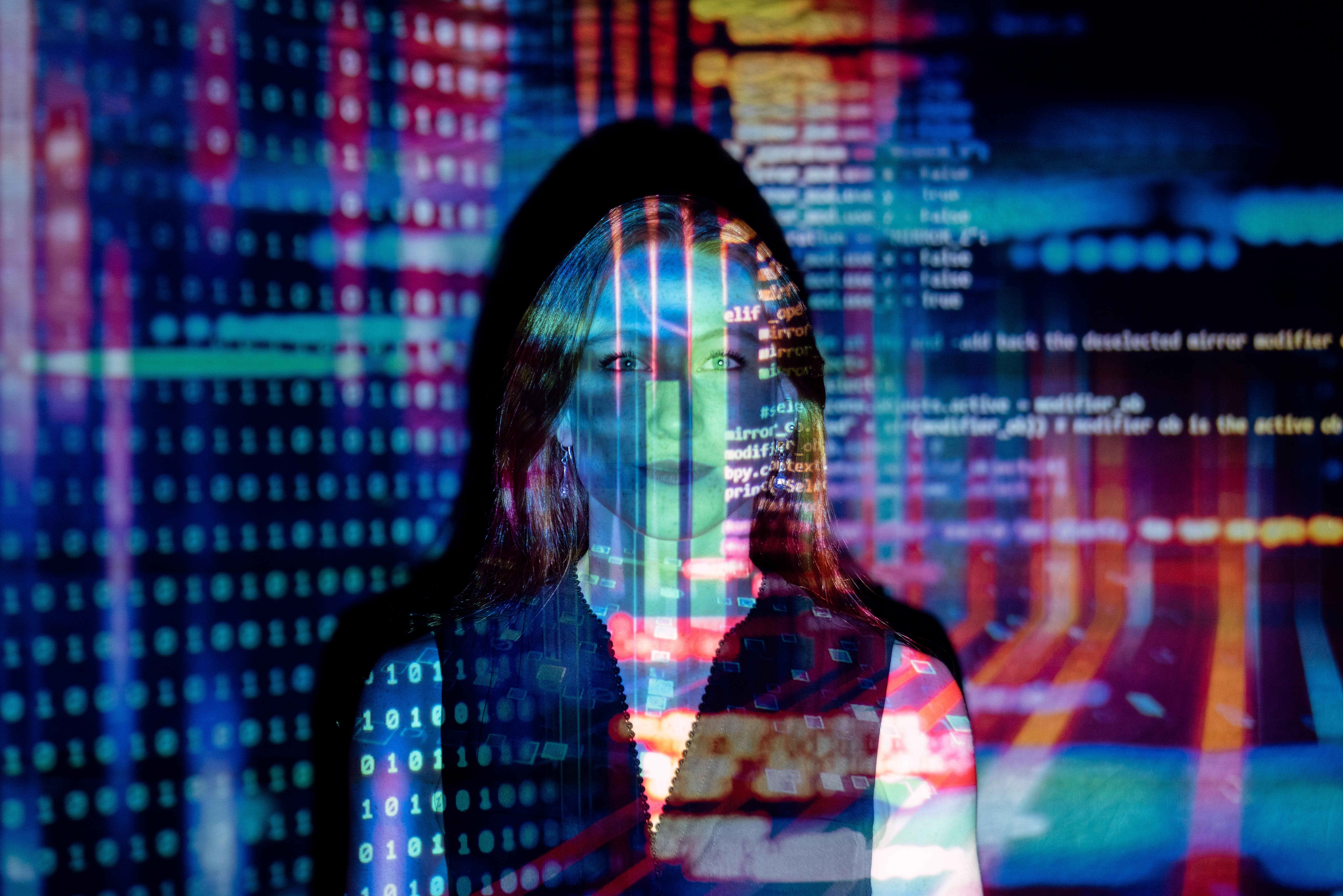 ucaas hidden costs woman coding computer